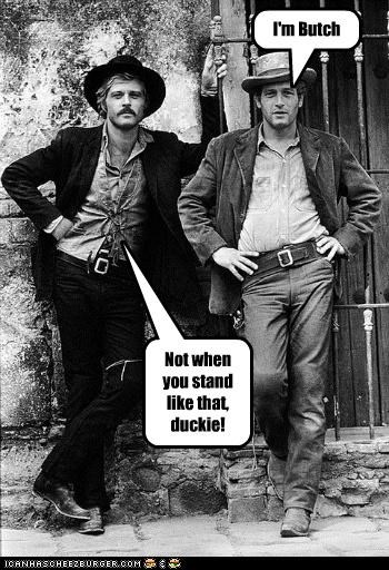 """Butch"" Cassidy And The Sundance Kid"