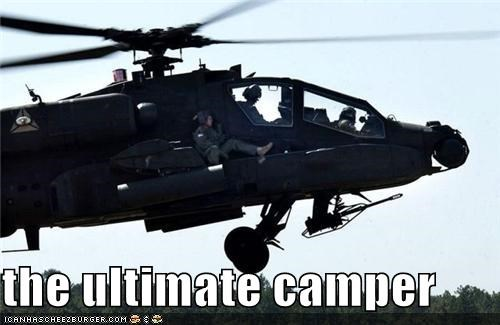 the ultimate camper