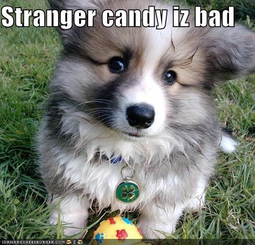 Stranger candy iz bad