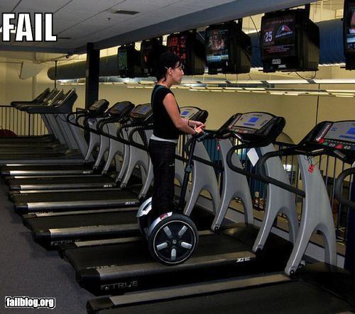 Exercise FAIL