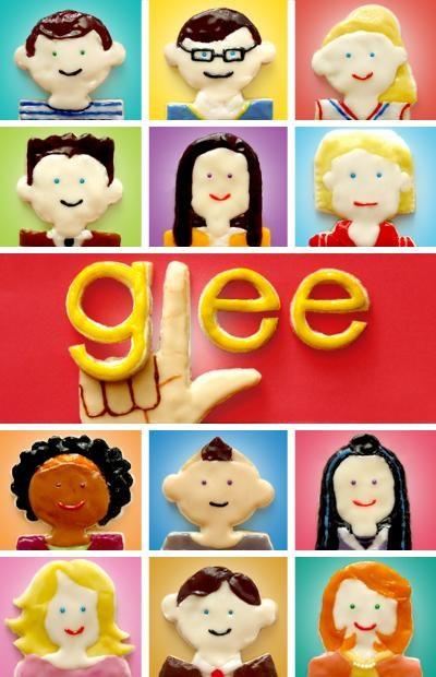 Glee Cookies
