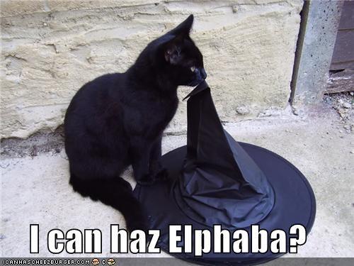 I can haz Elphaba?