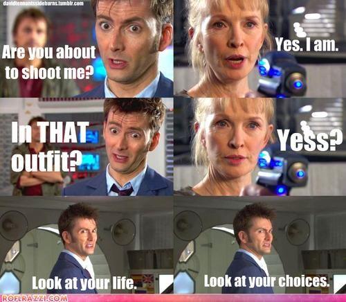 comixed,David Tennant,doctor who,Extras,Sassy Gay Friend,sci fi
