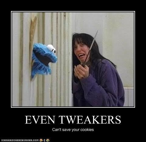 EVEN TWEAKERS