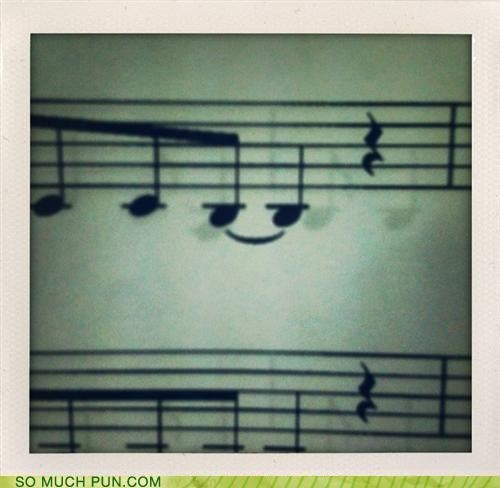 counting,distance,happier,note,optimism,rest,score,sheet music,tie,time