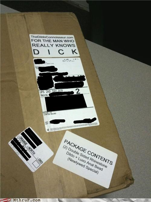 "My Boss Should Have Asked For ""Discreet Packaging"""