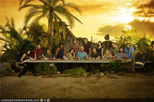 The Lost Supper: Lost Reunion Is Go!
