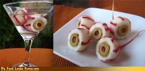 Cocktail Eyeballs