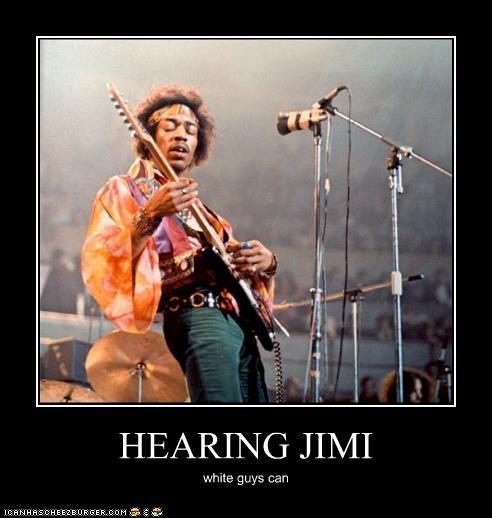 HEARING JIMI