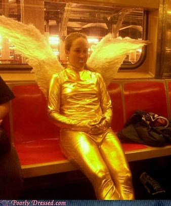 Space Angel!