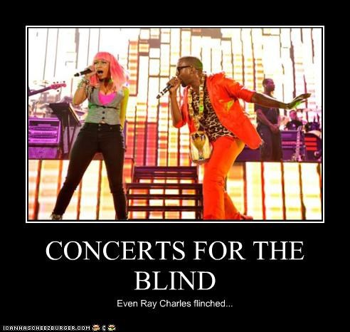CONCERTS FOR THE BLIND