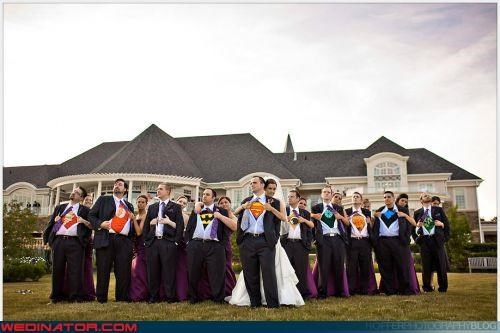 bride,cute wedding concept,fashion is my passion,funny wedding photos,groom,hidden awesomeness,professional wedding photography,superhero love,superhero wedding theme,superman groom,surprise,themed wedding,were-in-love,wedding party,Wedding Themes