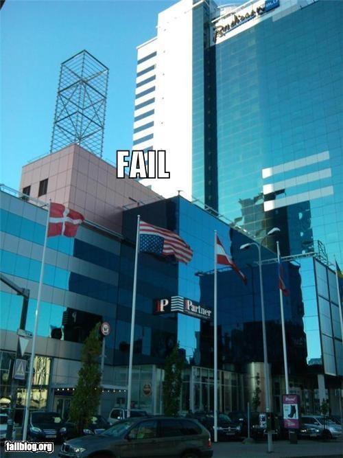 Flag FAIL
