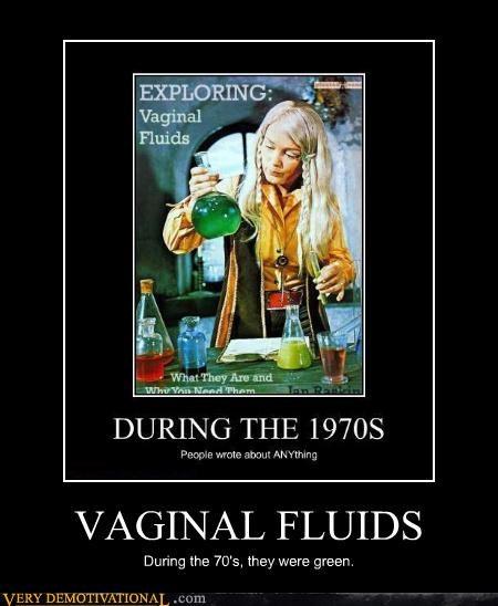 VAGINAL FLUIDS