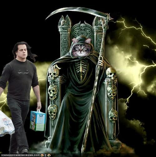 Danzig And The Kitten Of Darkness