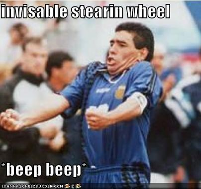 beatles,beep,car,driving,invisible,Sportderps,steering wheel
