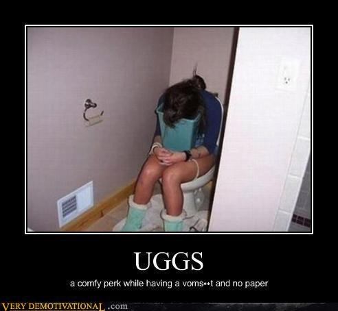 boots,college,drinking,fashion,Mean People,mon mon mon,uggs,using the restroom,vomiting