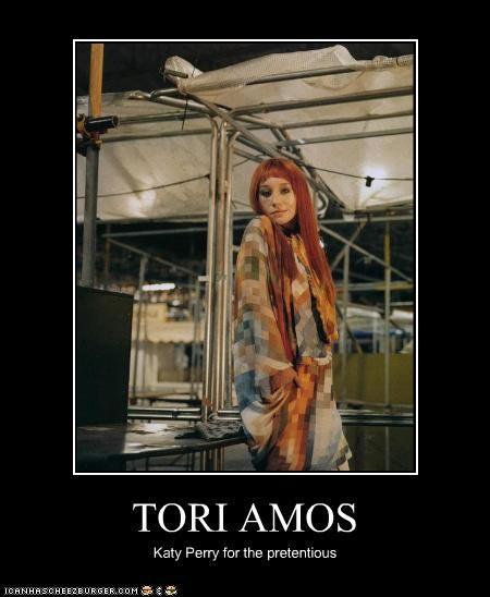 singers,katy perry,lolz,musician,pretentious,Tori Amos