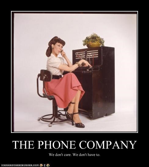 THE PHONE COMPANY