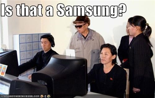 Is that a Samsung?