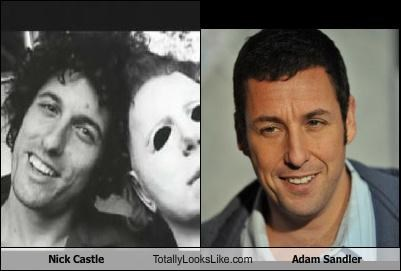 Nick Castle  Totally Looks Like Adam Sandler
