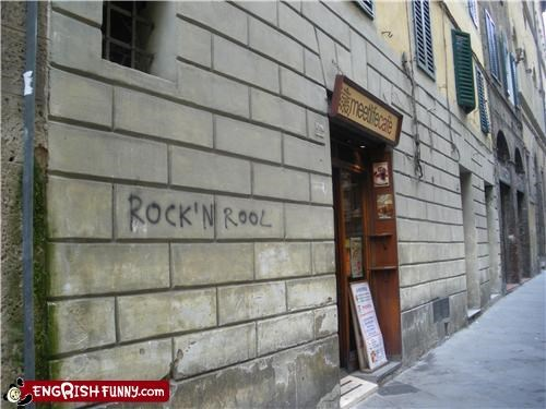 I Thought Rock Had No Rools