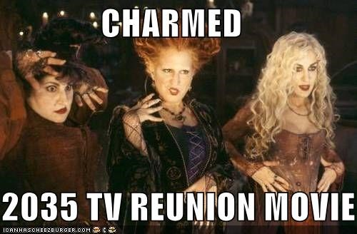 Bette Midler,charmed,hocus pocus,kathy najimy,lolz,sarah jessica parker,Witches