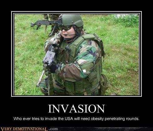 america,army,fat guys,guns,military,obesity,Sad,soldiers,usa-1