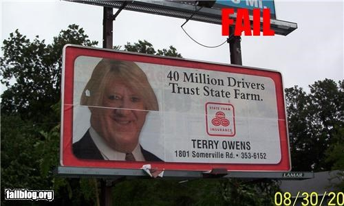 Billboard Endurance FAIL