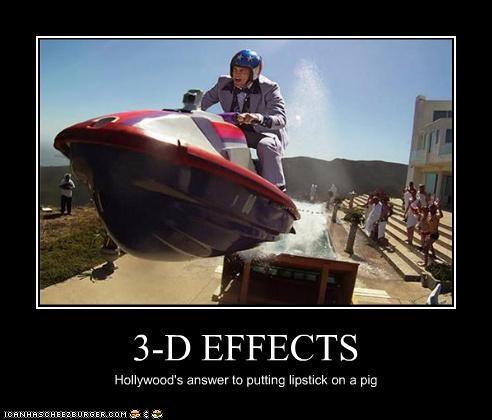 3-D EFFECTS