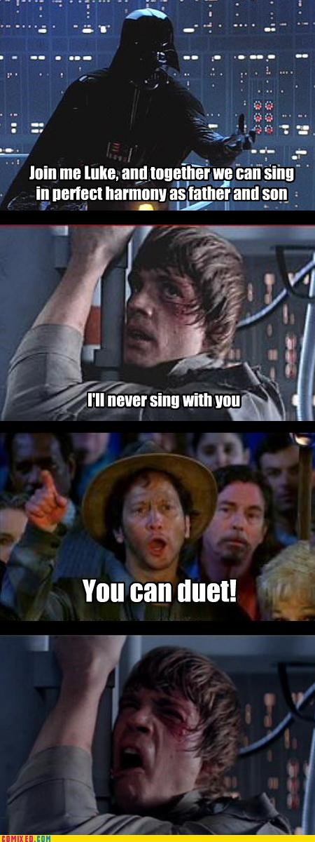 I Find Your Lack of Song Disturbing