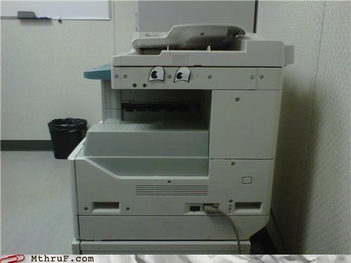 Happy Printer Is Happy