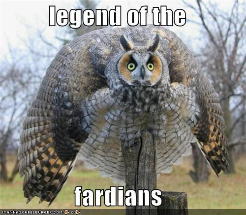 legend of the  fardians
