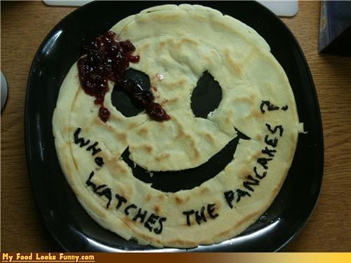 breakfast,comic book,meals,Movie,pancakes,watchmen