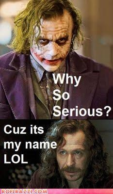 Oh, Joker, Stop Embarrassing Yourself