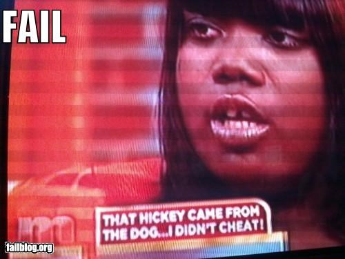 dogs,excuses,failboat,hickeys,oh maury,pets,really,television