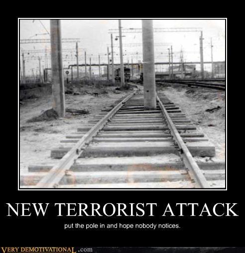 NEW TERRORIST ATTACK