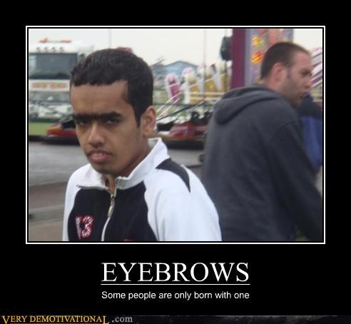 appearance,birthright,cool bro,eyebrows,Pure Awesome,unibrows