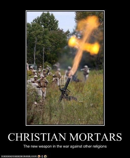 CHRISTIAN MORTARS