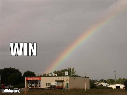 Where the Rainbow Ends WIN