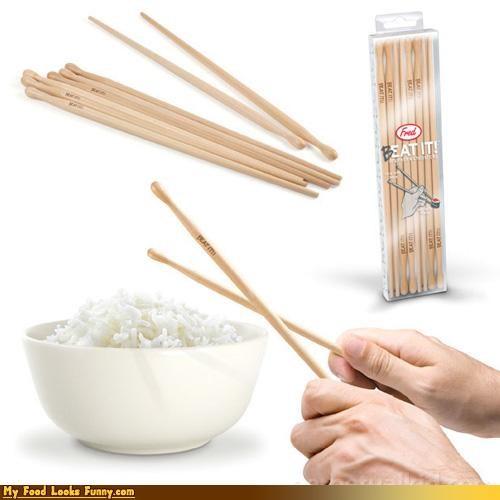 chopsticks,drummer,drumsticks,noisy,rhythm,utensils