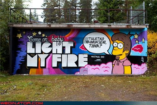 Finnish Graffiti Proposal