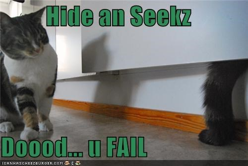 Hide an Seekz  Doood... u FAIL