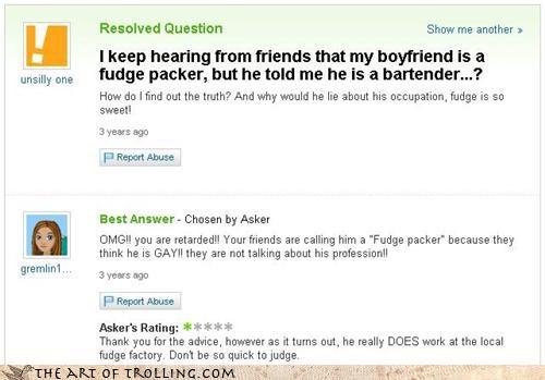 Tender Fudge