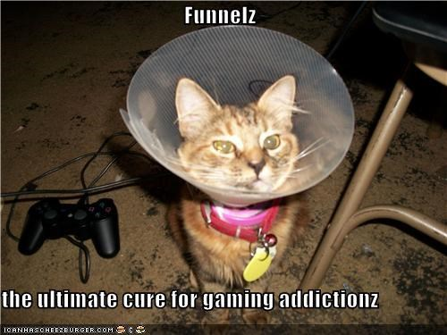 Funnelz  the ultimate cure for gaming addictionz