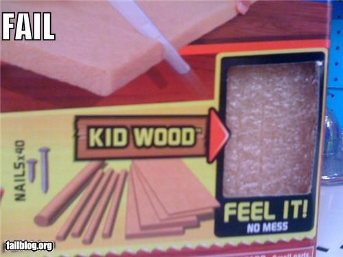 Packaging FAIL