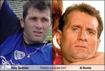 Euro Guzman Totally Looks Like Al Bundy