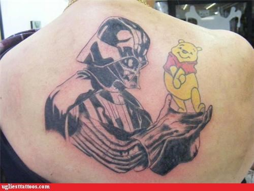 I KNEW Winnie the Pooh Was a Stooge of the Empire!