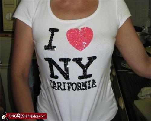 I <3 Carifornia