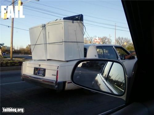 Moving Company Fail!